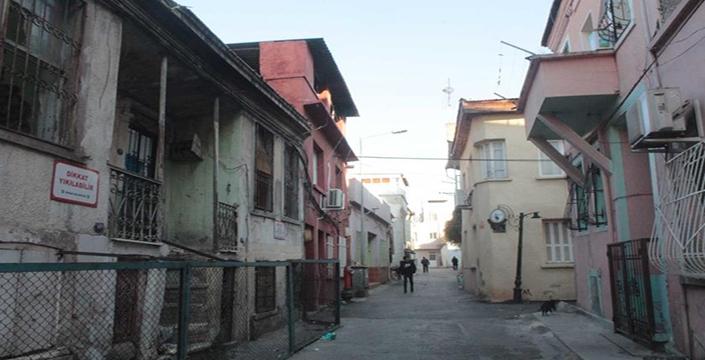 Basmane'nin tarihi binaları yok olursa öyküler de yok olacak