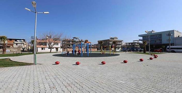Efeler'de 'Kadınlar Parkı' açılıyor