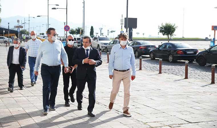 Konak'ta esnafa desteğe devam kararı