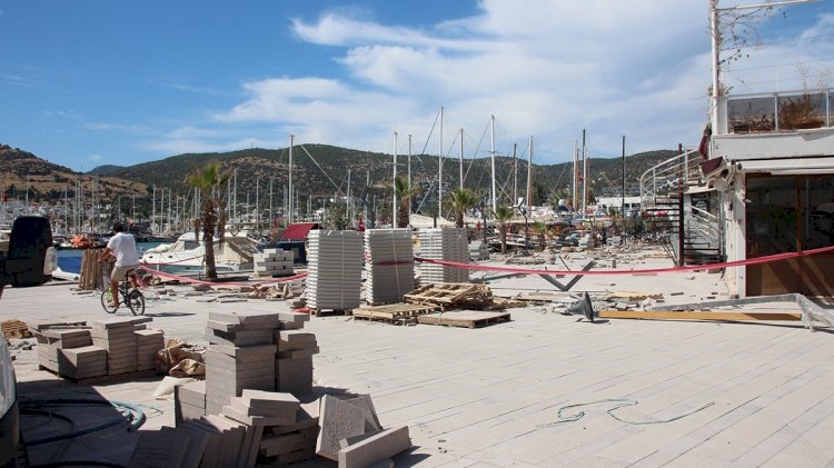 Limanda 15 Haziran Hedefi de Geçildi!